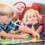 Играем всей семьей! О домашних семейных играх