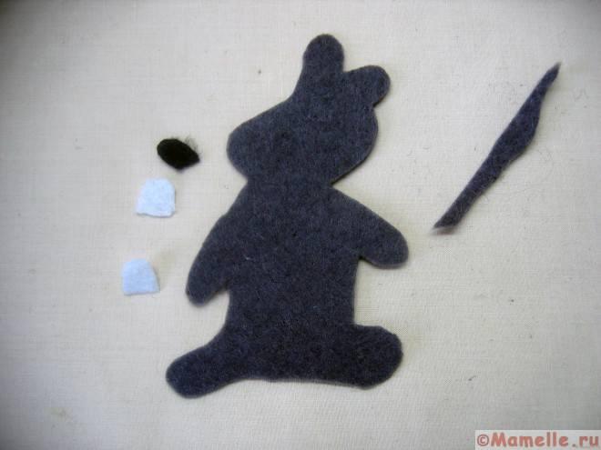 выкройка мышки для сказки репка