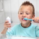 лучшая зубная паста для малышей