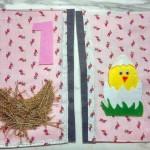 Шьем мягкую развивающую книжку для ребенка