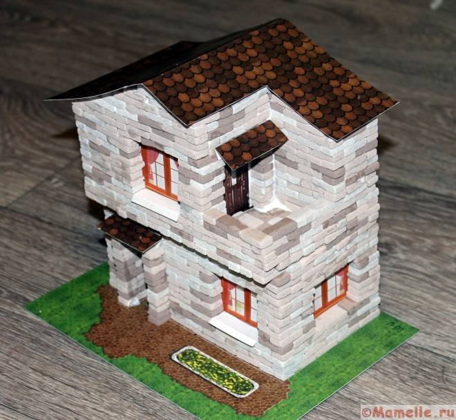 архитектурное моделирование для детей отзыв