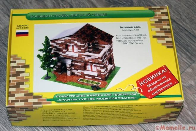 строительный набор дачный дом