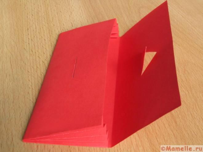 кошелек из бумаги пошаговые фото