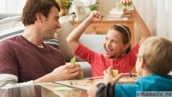 интересные настольные игры для всей семьи
