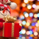 детские подарки на новый год фото