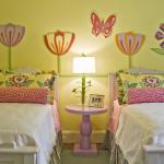 Одна на двоих: как зонировать детскую комнату для двоих детей?