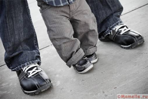 что обуть ребенку на фотосессию
