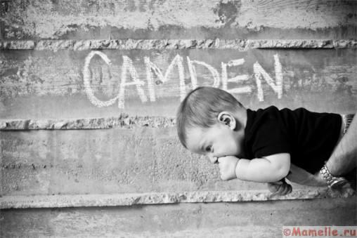 фото ребенка до 1 года идеи