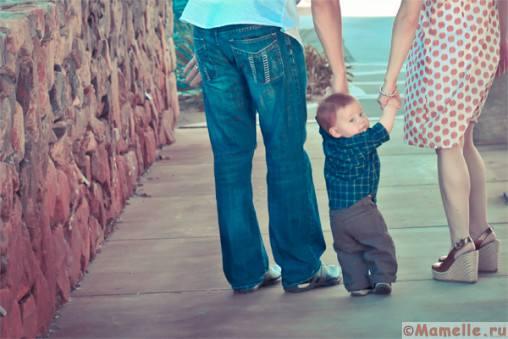 ребенок с мамой и папой картинки