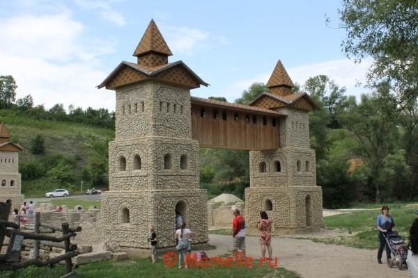 семейный парк для детей фото