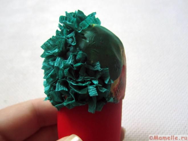 кактус в горшке поделка фото