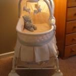 колыбель для новорожденного фото