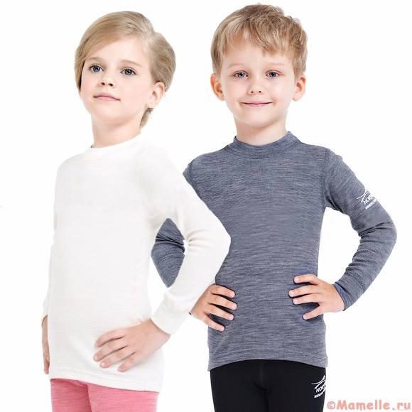 термобелье норвег для мальчиков и девочек фото