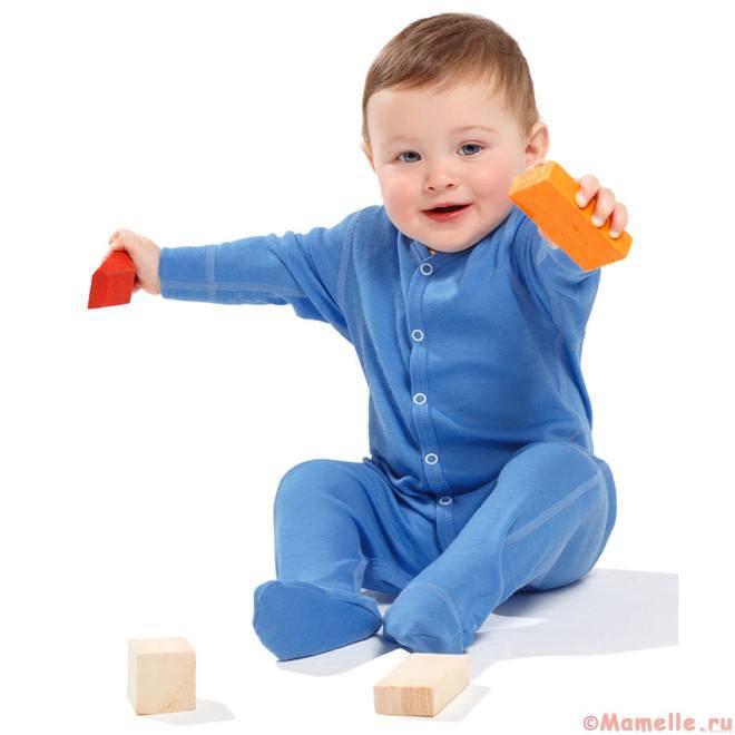 термобелье норвег для малышей