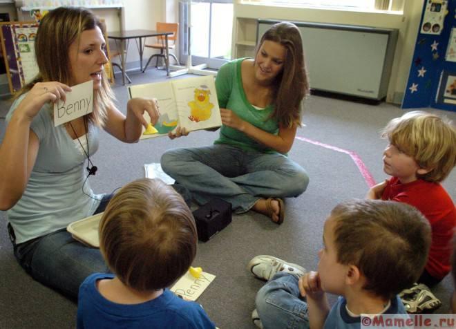 английская разговорная речь у детей