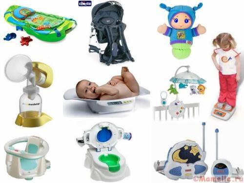 аренда детских товаров