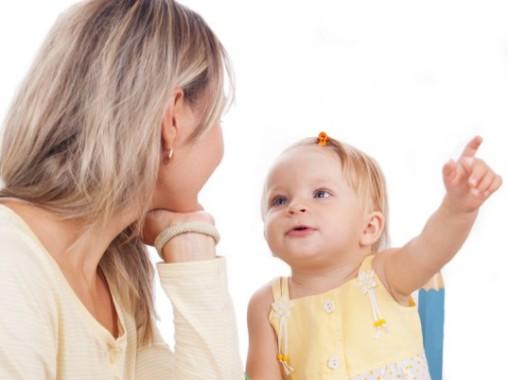 речь ребенка 1 года