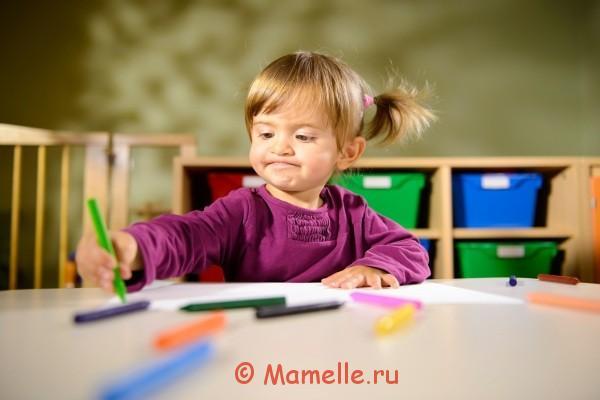 творческий ребенок