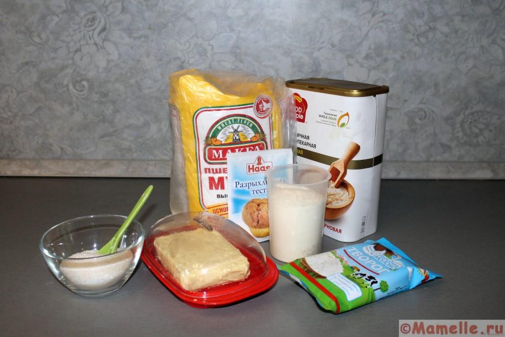 детское домашнее печенье состав