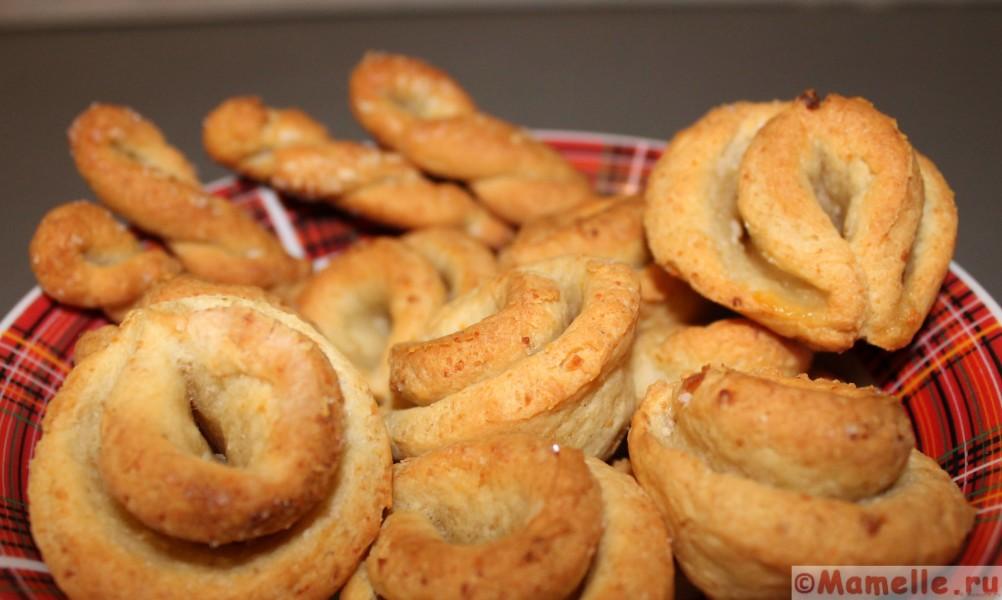 простое домашнее печенье для детей